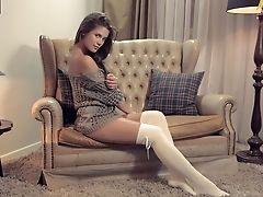 Babe, Beauty, Cute, Czech, Erotic, European, Legs, Little Caprice, Petite, Posing,