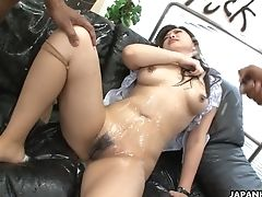 Ass, Big Black Cock, Big Cock, Big Tits, Blowjob, Cowgirl, Creampie, Ethnic, Gangbang, Hairy,