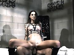 Anal Sex, Blowjob, Dirty, Doggystyle, Fingering, Hardcore, High Heels, Kinky, Long Hair, Missionary,