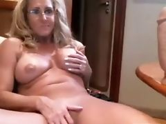 Blonde, Hairy, MILF, Sex Toys, Sexy, Trimmed, Webcam,