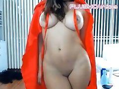 Sexo Anal, Chica, Vibrador, Latinas, Vagina, Juguetes Sexuales, Webcam,