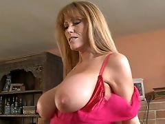Big Tits, Couch, Darla Crane, Friend, From Behind, Hardcore, Homemade, Horny, Huge Tits, Mature,