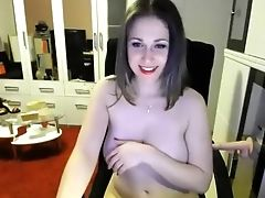 Big Tits, Brunette, Mature, Nerd, Seduction, Sexy, Teasing, Webcam,