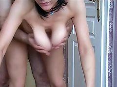 Amateur, Big Tits, Cumshot, Game, POV, Saggy Tits,