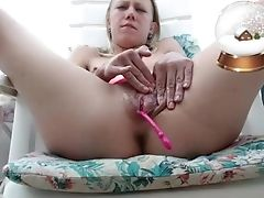 Babe, Bold, Clit, Close Up, Jerking, Masturbation, Moaning, Pussy, Rubbing, Sex Toys,