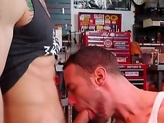 Anal Sex, Big Cock, Blowjob, Couple, HD, Huge Cock, Muscular, Oral Sex, Riding, Rimming,