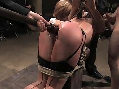 Abuse, Anal Sex, BDSM, Bondage, Brunette, Brutal, Cecilia Vega, Domination, Emo, From Behind,