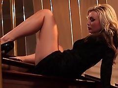 Amazing, Beauty, Blonde, Blowjob, Deepthroat, Gorgeous, Kayden Kross,