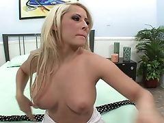 Blonde, Cum In Mouth, Cunt, Long Hair, Madison Ivy, MILF, Pornstar,