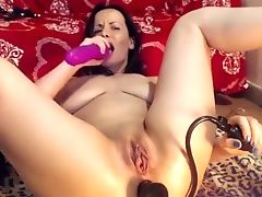 Amateur, Brunette, Fetish, Homemade, Masturbation, Mature, MILF, Moaning, Webcam,