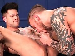 Anal Sex, Big Cock, Blowjob, Hunk, Muscular, Rimming, Safe Sex,
