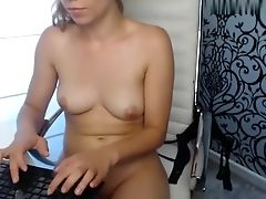 Barely Legal, College, Masturbation, Solo, Webcam,