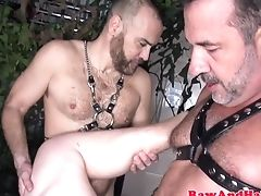 Bareback, Bear, Group Sex, HD,