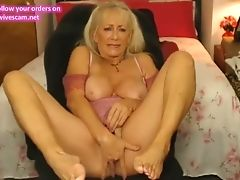 Granny, Masturbation, Mature, MILF, Rough, Sexy,
