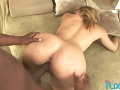 Ass, Ass Licking, Big Black Cock, Big Cock, Black, Blonde, Boobless, Boots, Cheating, Cowgirl,