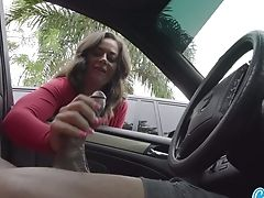 Bedroom, Big Tits, Brandi Love, Car, Masturbation, Moaning,