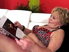 Big Ass, Blowjob, Granny, Hairy, Hardcore, Pornstar,