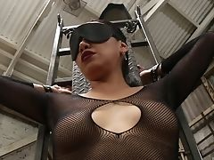 BDSM, Big Tits, Bondage, Brunette, Cute, Fake Tits, Femdom, Fetish, Fingering, Hairy,