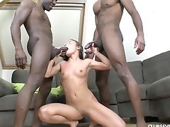 Big Cock, Black, Blowjob, Cunt, Doggystyle, Gorgeous, Handjob, Hardcore, Interracial, Long Hair,