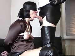 Amateur, BDSM, Blindfold, Blowjob, Bondage, Boots, Cum, Cumshot, Czech, Fetish,