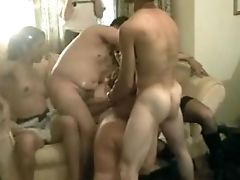 All Holes, Cuckold, Gangbang, Group Sex, MILF, Wife Swapping,