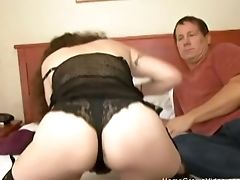 Anal Sex, Ass, Blowjob, Clamp, Couple, Cowgirl, Dick, Handjob, Hardcore, Lingerie,