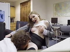 Amazing, Big Natural Tits, Blowjob, Cunnilingus, Cute, Secretary, Sexy, Teen,