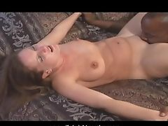 Amazing, Bareback, Big Black Cock, Blonde, Interracial, Swinger, Wife,