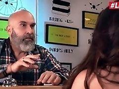 Big Ass, Big Black Cock, Blowjob, Boobless, Close Up, Fucking, HD, Interracial, Latina, Pussy,