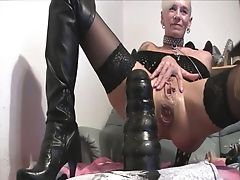 Amateur, Anal Toying, German, Mature,