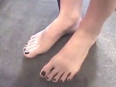 Amateur, Barefoot, Foot Fetish,