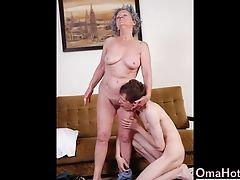 Amateur, Granny, Mature, Nude,
