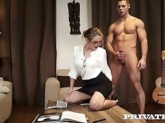 Ass, Beauty, Big Tits, Blonde, Blowjob, Boss, CFNM, Cowgirl, Cumshot, Dick,