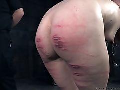 BDSM, Bondage, Fetish, Redhead, Sex Toys, Slim, Torture,