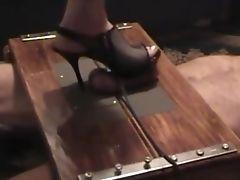 BDSM, Dick, Femdom, High Heels, Torture, Trampling,