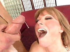 Big Cock, Big Tits, Caning, Darla Crane, Hardcore, Mature, Worship,