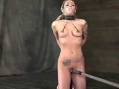 Bondage, Fetish, HD, Masturbation, Sex Toys, Submissive, Vibrator,