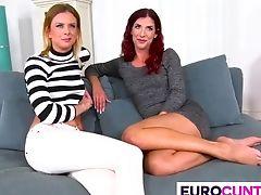Bunda, Gata, Pau Grande, Boquete, Pênis, Europeus, Quarteto , Sexo Em Grupo , Hardcore , Slut,