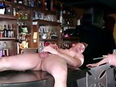 Anal Sex, Bar, Beauty, Big Tits, Black, Blonde, Deepthroat, Diamond Jackson, Dick, Felching,