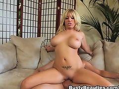 Grote Tieten, Blond, Klaarkomen, Hardcore, Heather Summers, Pornoster,