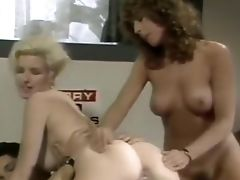 Big Tits, Classic, College, Retro, Threesome, University, Vintage,