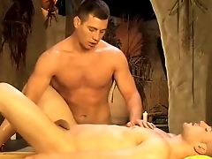Anal Sex, Big Ass, Brunette, Caucasian, Couple, Ethnic, Massage, Masturbation, Muscular, Romantic,