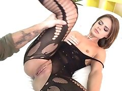 Ass, Beauty, Big Tits, Blowjob, Bodystocking, Boots, Brunette, Cameltoe, Couple, Cowgirl,