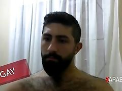 Arab, Big Cock, Hunk, Voyeur, Webcam,