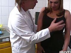 Anal Sex, Ass, Blowjob, Boobless, Cumshot, Curvy, Double Penetration, Examination, German, Handjob,