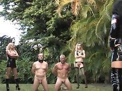 Ballbusting, BDSM, Boots, Femdom,
