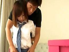 Babe, Creampie, Japanese, Schoolgirl,