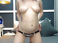 Amateur, Babe, Big Tits, Posing, Redhead, Sexy, Webcam,