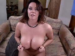 Alison Tyler, Amateur, American, Big Tits, Brunette, Couch, Cum, Cum On Tits, Hardcore, Pornstar,