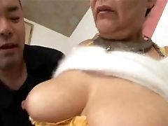 Anal Sex, Granny, Japanese,